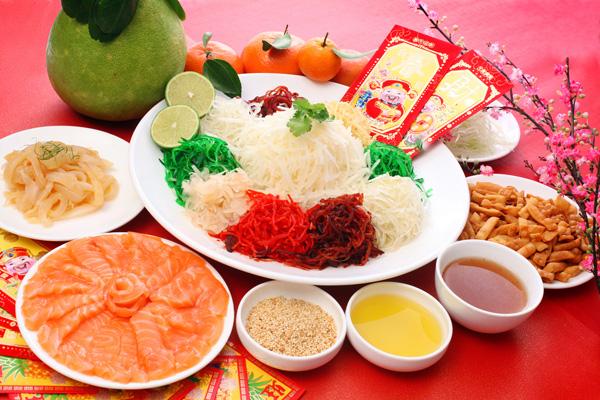 Những món ăn mang lại may mắn dịp đầu năm tại châu Á - Ảnh 3.