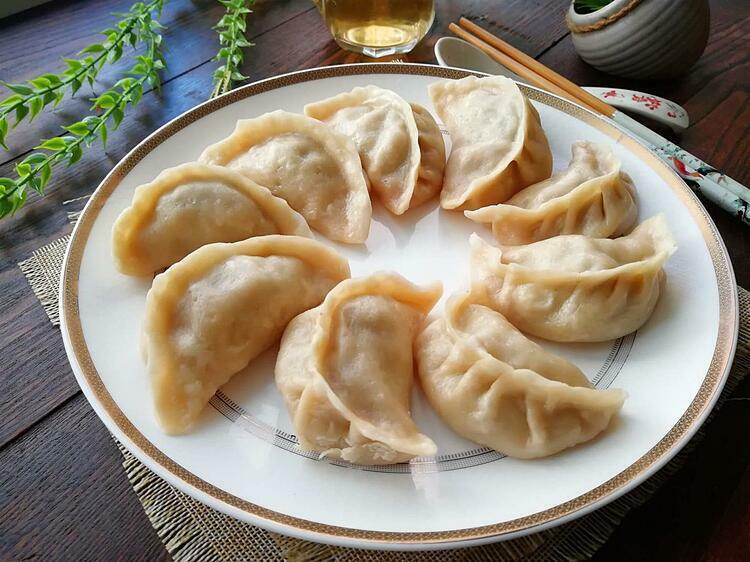 Những món ăn mang lại may mắn dịp đầu năm tại châu Á - Ảnh 4.