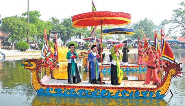 6 lễ hội đặc sắc đầu năm tại miền Bắc - Ảnh 2.