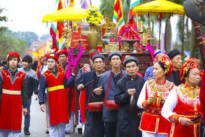 6 lễ hội đặc sắc đầu năm tại miền Bắc - Ảnh 5.