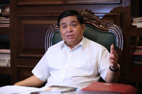 Bộ trưởng Nguyễn Chí Dũng: Chúng ta có khát vọng vươn lên - Ảnh 1.
