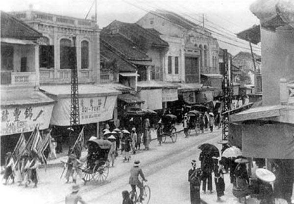 Cả làng lên Hà thành lập chợ buôn bán, dựng khu phố riêng sầm uất - Ảnh 1.