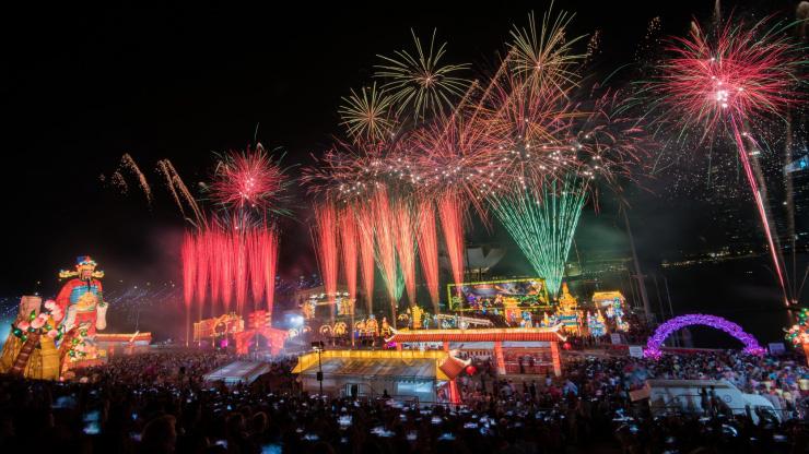 7 lễ hội mùa xuân đặc sắc tại châu Á - Ảnh 3.