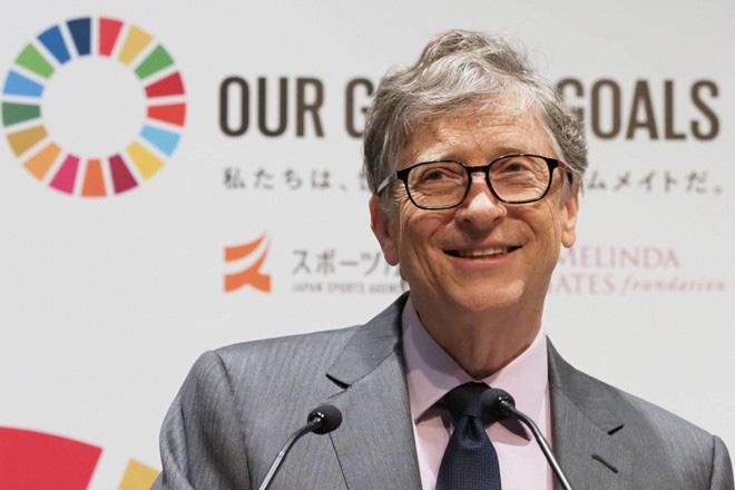 Tỷ phú Bill Gates sử dụng khối tài sản hơn 110 tỉ USD của mình vào việc gì? - Ảnh 1.