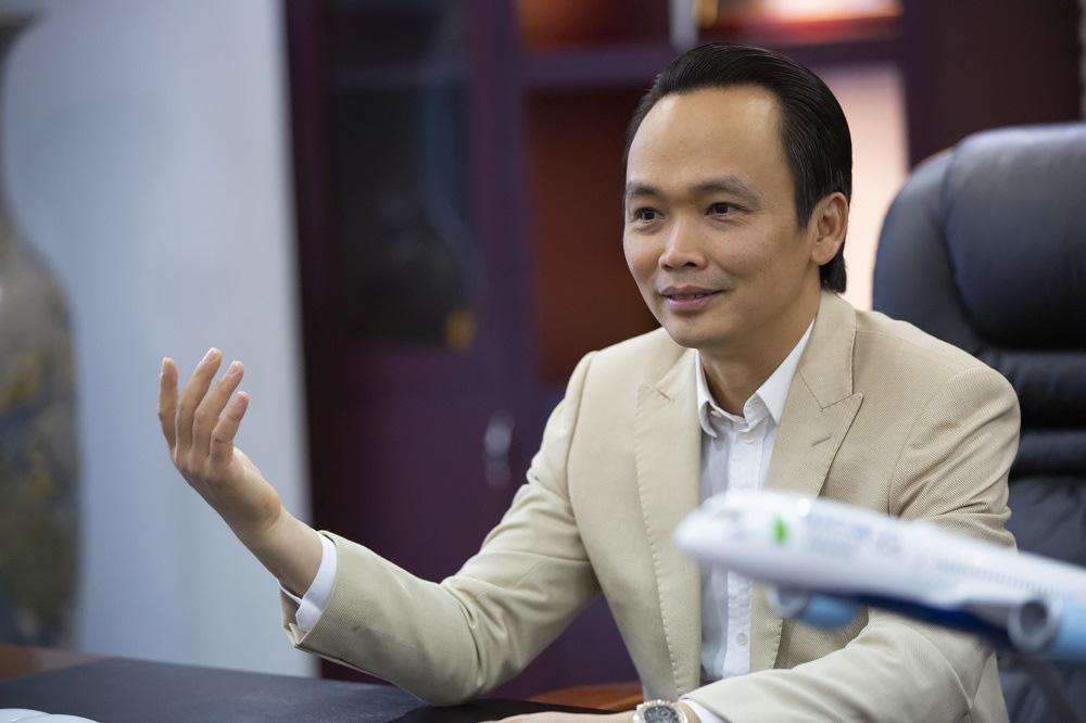 FLC của đại gia Trịnh Văn Quyết giảm tỉ lệ sở hữu tại Bamboo Airways - Ảnh 1.