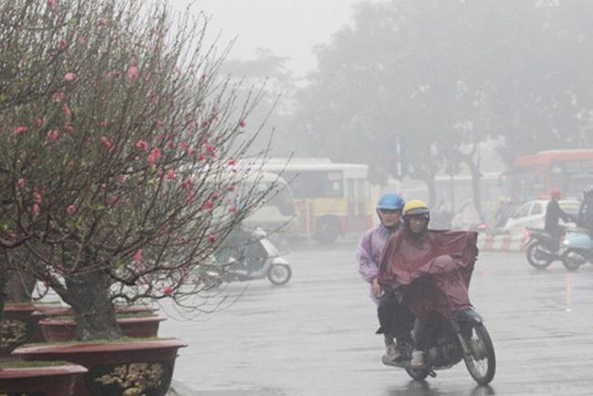Thời tiết cả nước ngày mùng 3 Tết - Ảnh 1.