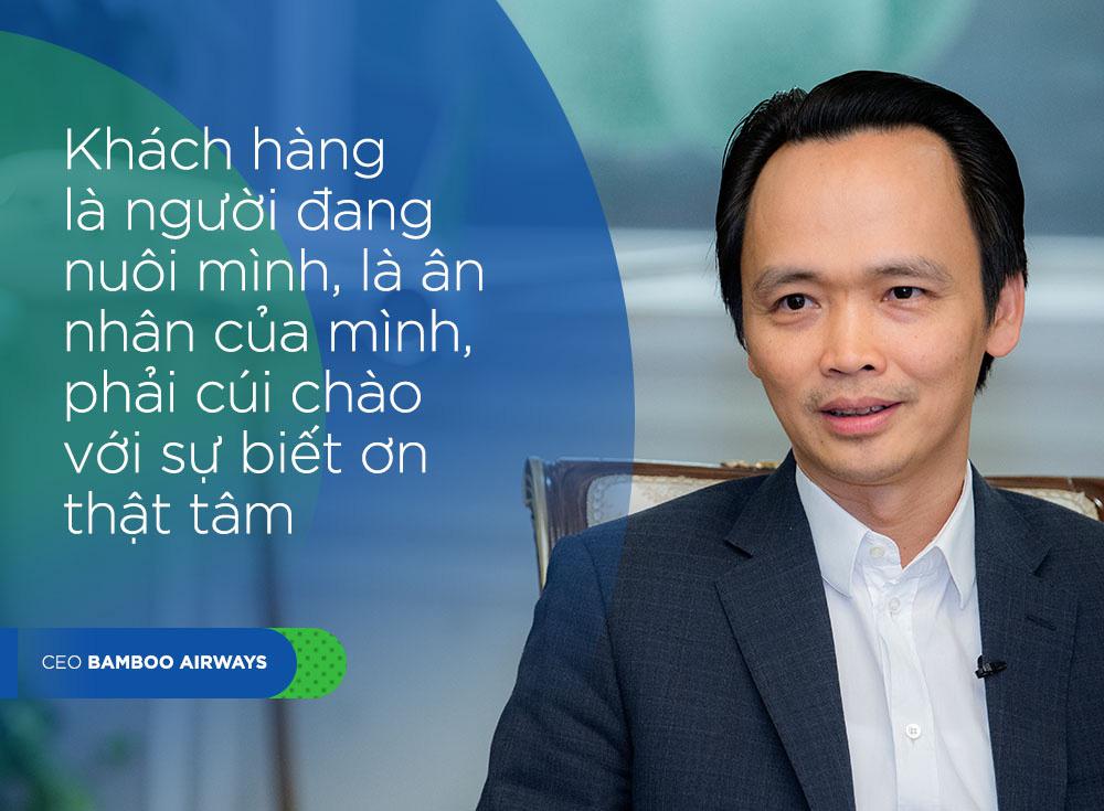 CEO Bamboo Airways Trinh Van Quyet: 'Chung toi khong lam gi voi vang' hinh anh 1 QUOTE1_DESKTOP.jpg