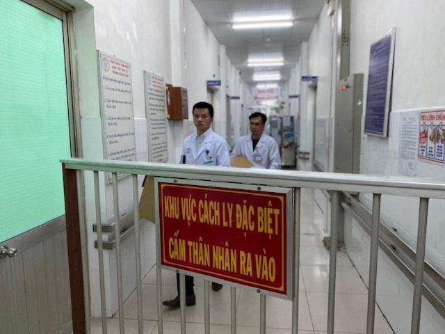 Hai cha con người Trung Quốc nhiễm virus corona được phát hiện tại TP HCM: Người con đã âm tính - Ảnh 1.