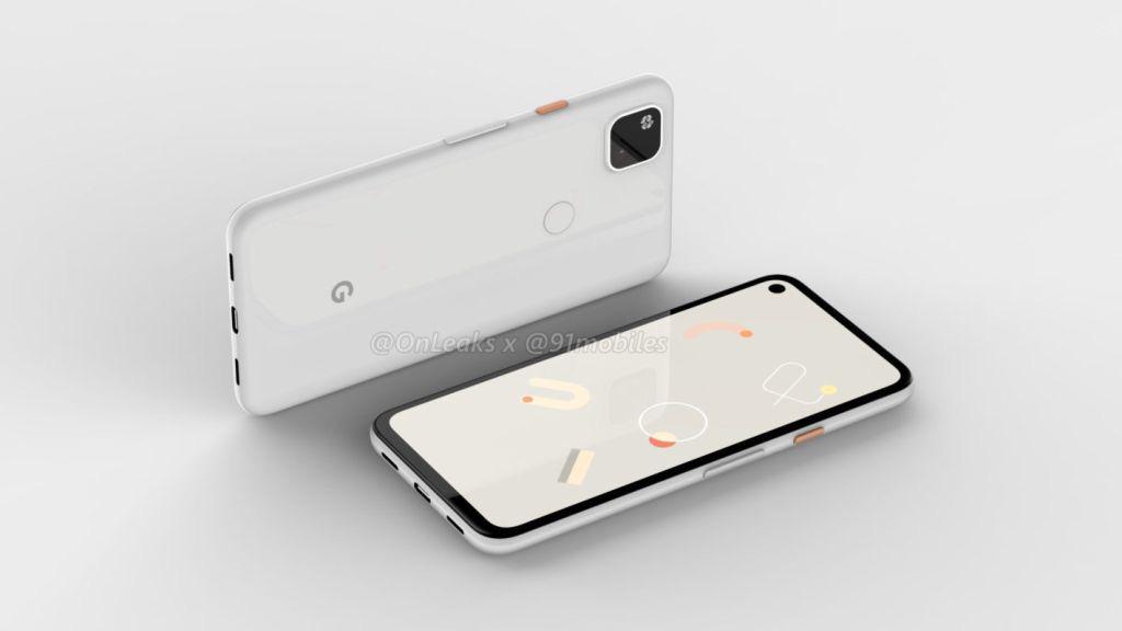 Google Pixel 4a, đối thủ của Apple iPhone 9 giá rẻ bất ngờ lộ diện - Ảnh 1.