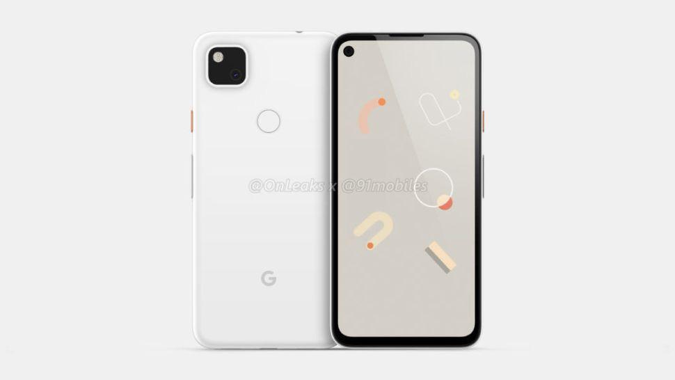 Google Pixel 4a, đối thủ của Apple iPhone 9 giá rẻ bất ngờ lộ diện - Ảnh 3.
