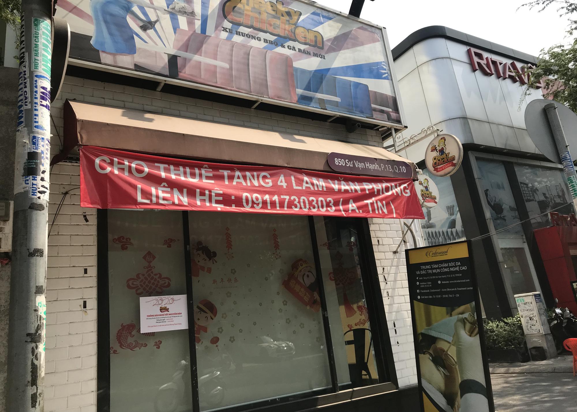 Hàng quán Sài Gòn còn ăn Tết, đóng cửa im ỉm, chưa khai trương dù đã bước qua mùng 7 - Ảnh 9.