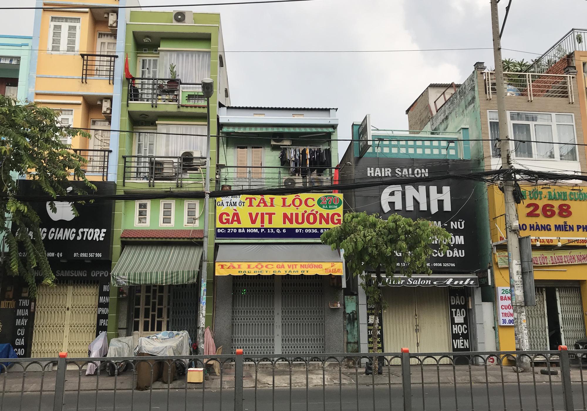 Hàng quán Sài Gòn còn ăn Tết, đóng cửa im ỉm, chưa khai trương dù đã bước qua mùng 7 - Ảnh 7.