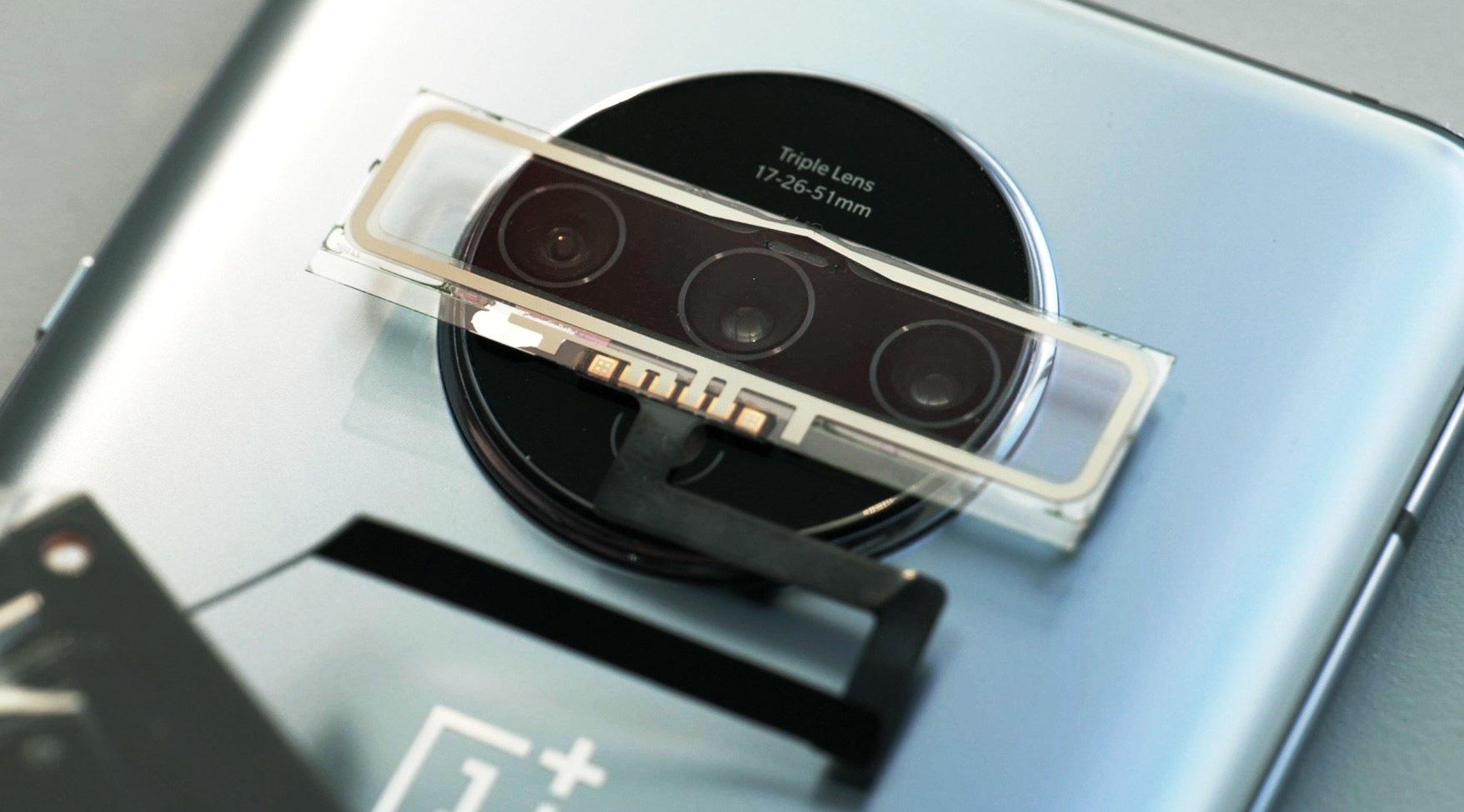 OnePlus vượt mặt Samsung và Apple trở thành hãng sở hữu camera vô hình đầu tiên - Ảnh 2.