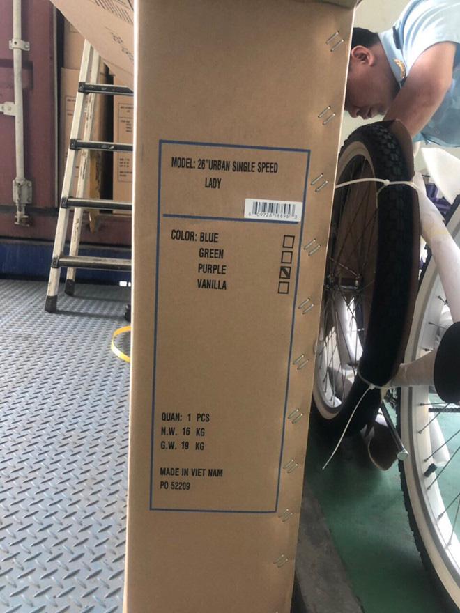 Nhà máy chỉ có 35 công nhân, 'sản xuất' hàng chục ngàn xe đạp điện xuất khẩu? - Ảnh 1.