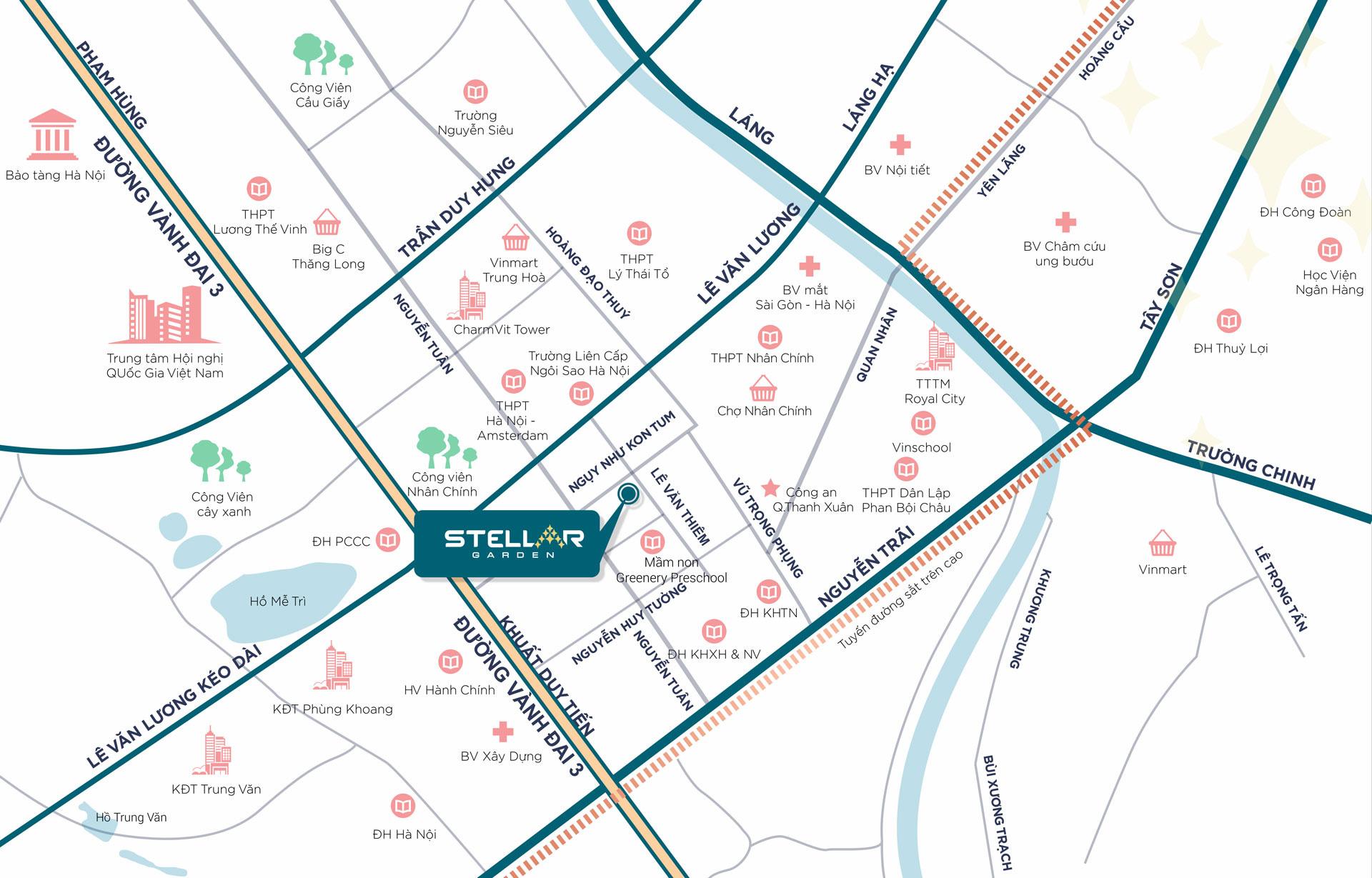 Dự án đang mở bán ở Hà Nội: Stellar Garden gần Lê Văn Lương, giá từ 33 triệu đồng/m2  - Ảnh 3.