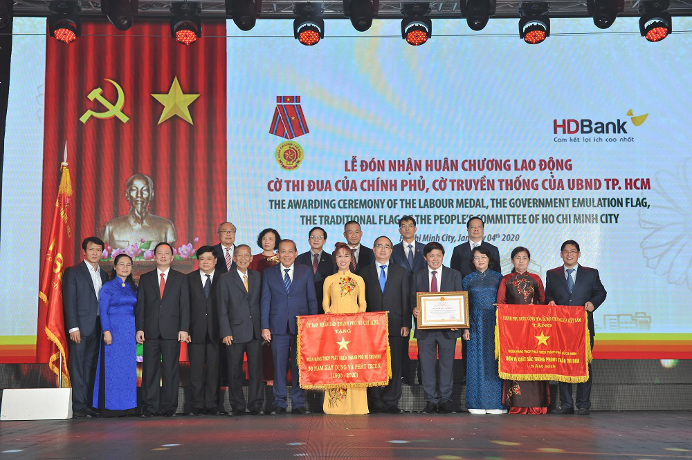 Bí thư Thành ủy Nguyễn Thiện Nhân: HDBank hãy trở thành ngân hàng hạnh phúc - Ảnh 4.