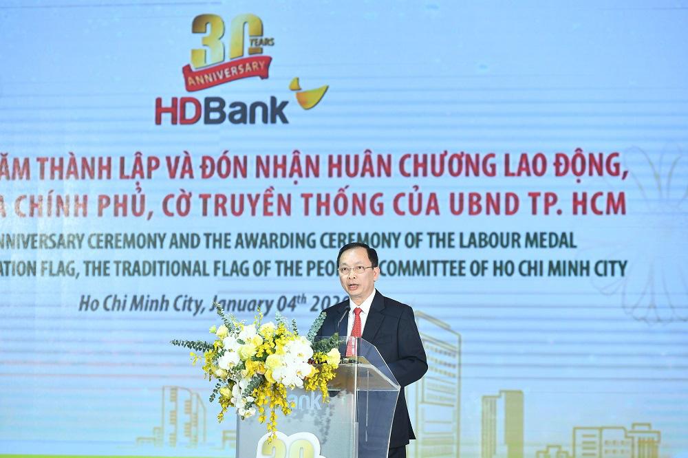 HDBank kỉ niệm 30 năm hoạt động: Ngày hội lớn hơn của 16.000 CBNV - Ảnh 4.