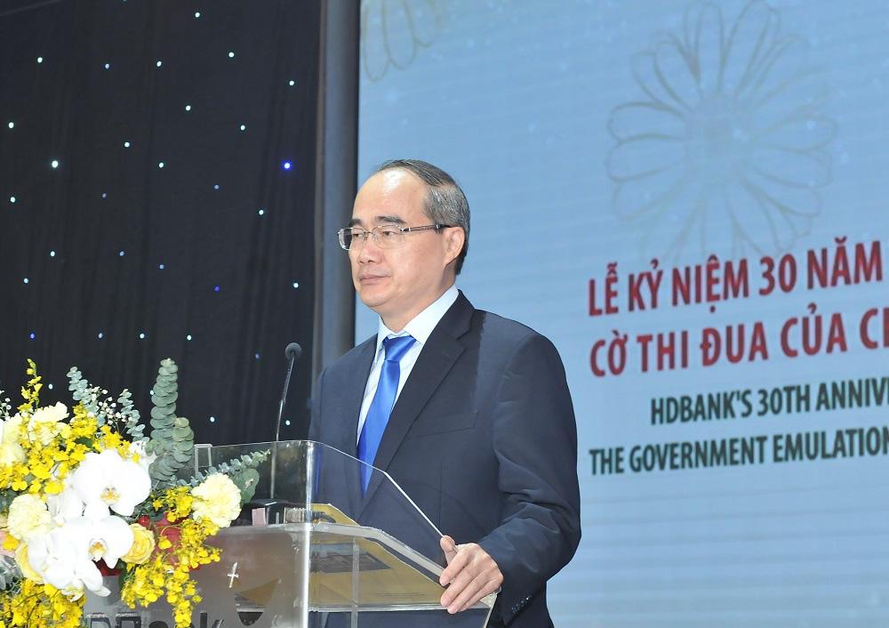 Bí thư Thành ủy Nguyễn Thiện Nhân: HDBank hãy trở thành ngân hàng hạnh phúc - Ảnh 5.