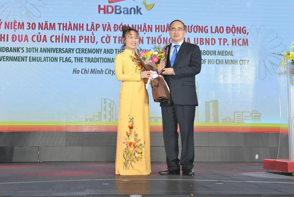 HDBank kỉ niệm 30 năm hoạt động: Ngày hội lớn hơn của 16.000 CBNV - Ảnh 5.