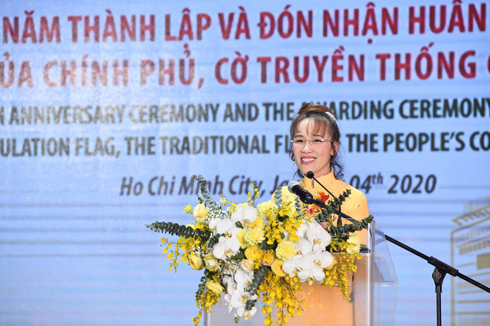 HDBank kỉ niệm 30 năm hoạt động: Ngày hội lớn hơn của 16.000 CBNV - Ảnh 6.