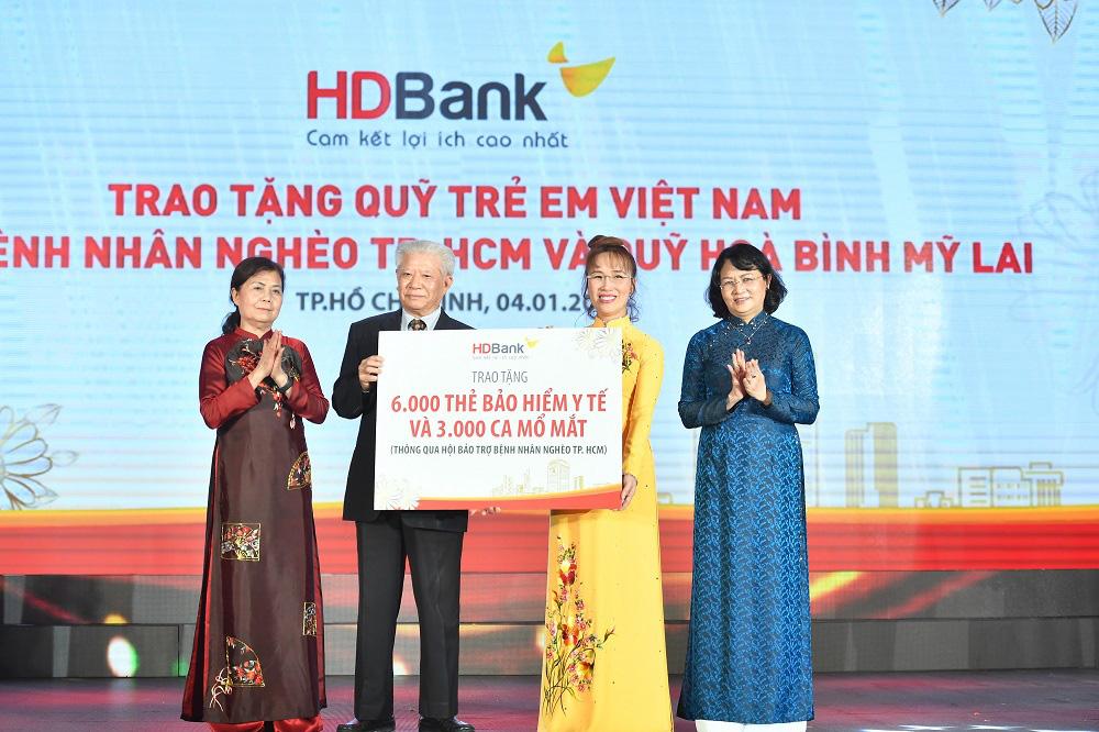 HDBank kỉ niệm 30 năm hoạt động: Ngày hội lớn hơn của 16.000 CBNV - Ảnh 8.