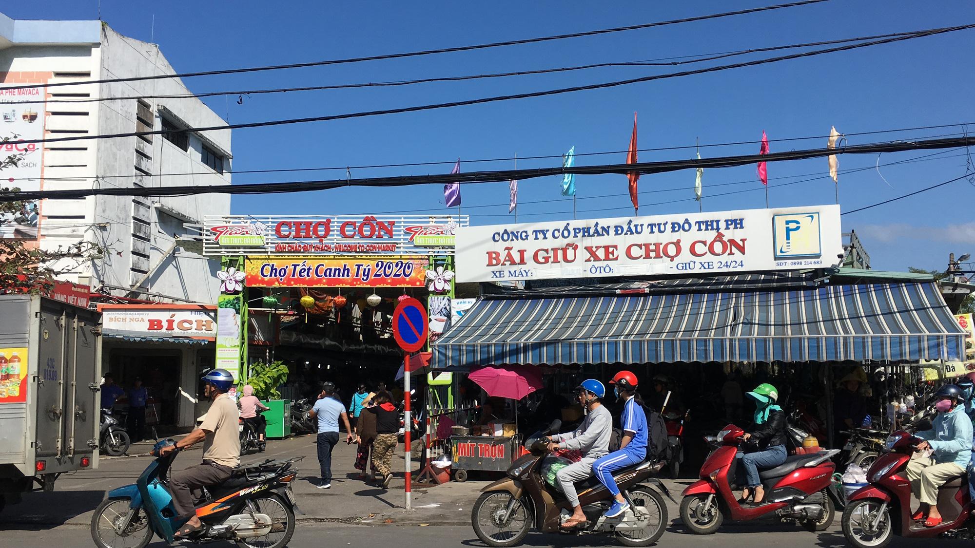 Đà Nẵng sẽ có chợ hiện đại tối đa 8 tầng, bãi đỗ xe đất vàng trung tâm thành phố - Ảnh 2.