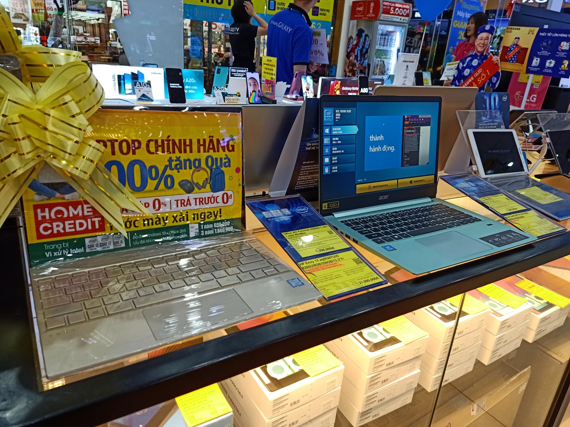 Laptop giảm giá tuần này: Macbook được ưu đãi thêm, máy Windows ưu đãi cho CPU Intel thế hệ 10 - Ảnh 2.
