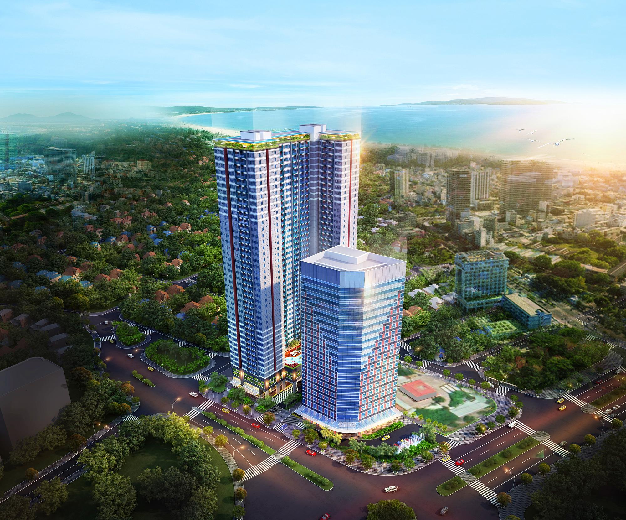 Grand Center Quy Nhon: Thỏi nam châm thu hút khách hàng và nhà đầu tư - Ảnh 1.