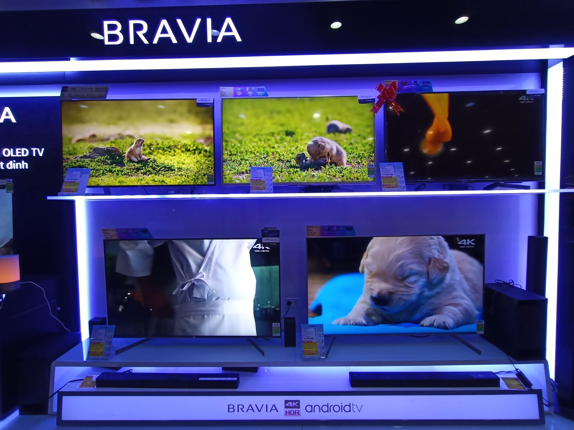 Tivi giảm giá tuần này: Thị trường vẫn nóng nhằm kích cầu mua sắm cho dịp Tết - Ảnh 2.