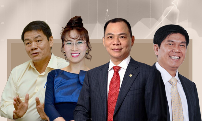 Điểm chung bất ngờ giữa tỉ phú Phạm Nhật Vượng, Nguyễn Thị Phương Thảo, Đặng Minh Trường và tiềm năng của các tập đoàn lớn nhất Việt Nam - Ảnh 2.