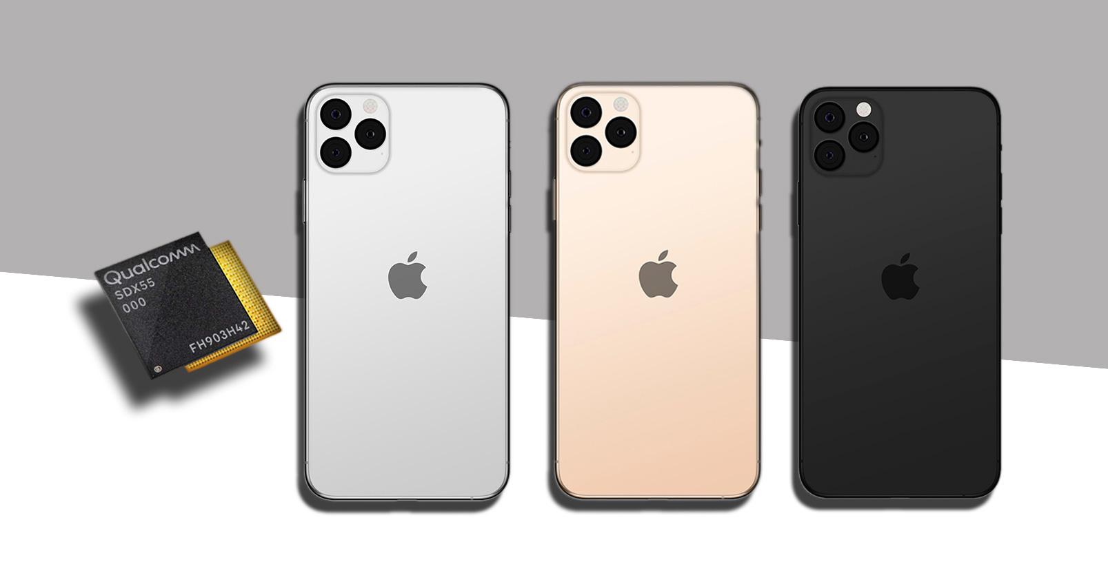 Muốn iPhone 12 chuẩn tốc độ 5G Bạn phải đợi đến tận năm 2021 - Ảnh 1.