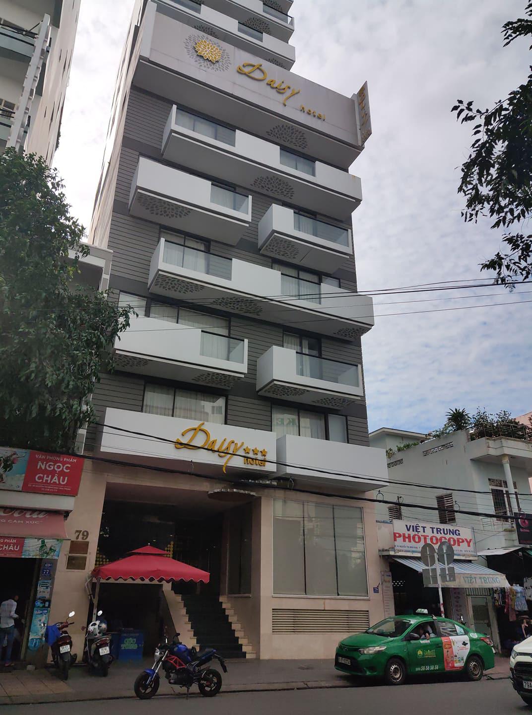 Khánh Hòa: Phối hợp xử lí các khách sạn tự ý thay đổi qui mô công trình - Ảnh 2.