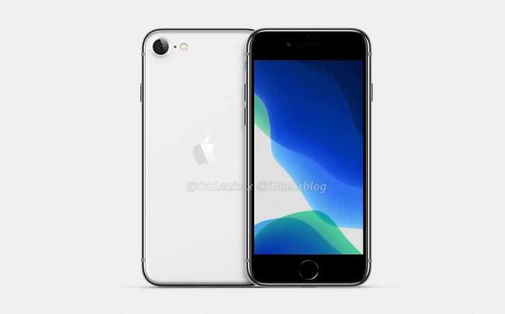 Apple iPhone 9 chính thức lộ diện thiết kế - Ảnh 1.