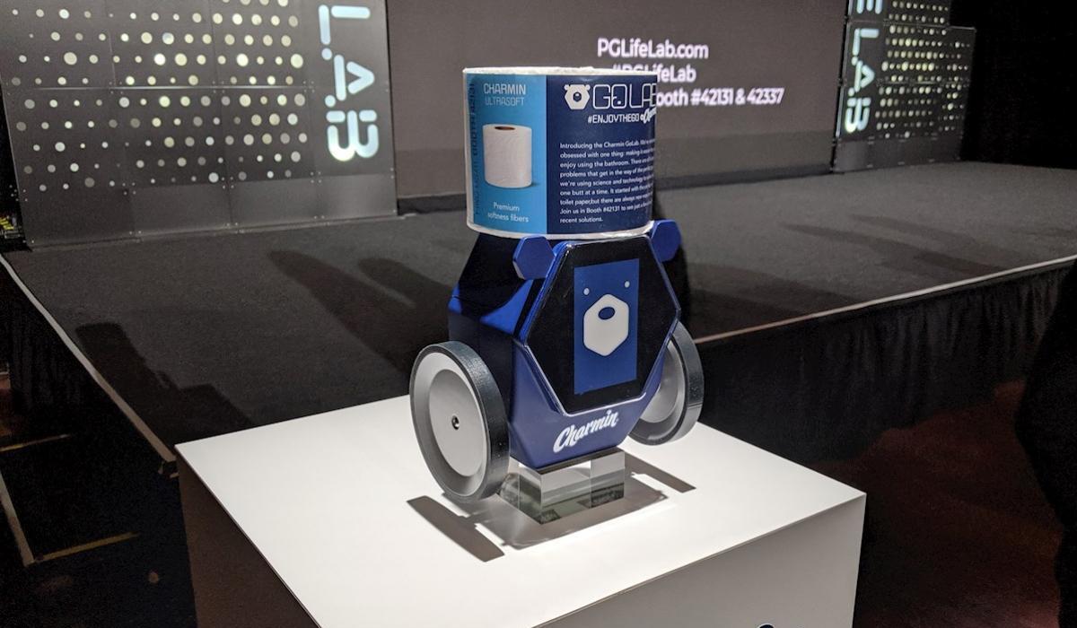 CES 2020: Bàn phím vô hình của Samsung và nhiều sản phẩm độc đáo khác - Ảnh 3.