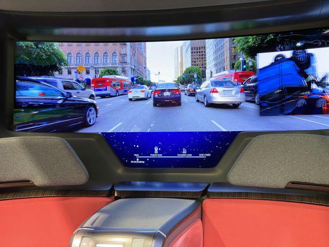 LG giới thiệu xe tự lái độc đáo ra mắt vào năm 2030 - Ảnh 6.