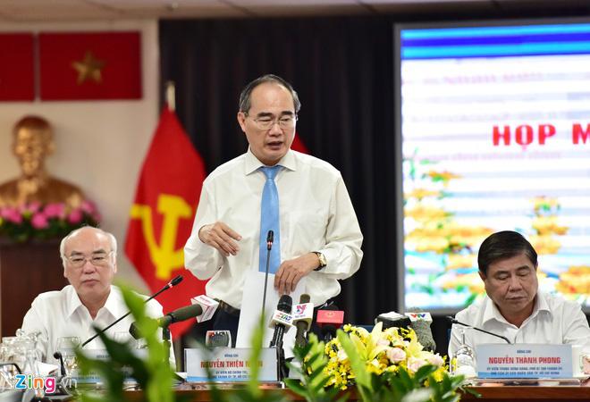 Lãnh đạo TP HCM nói gì sau kết luận của UBKT Trung ương - Ảnh 2.