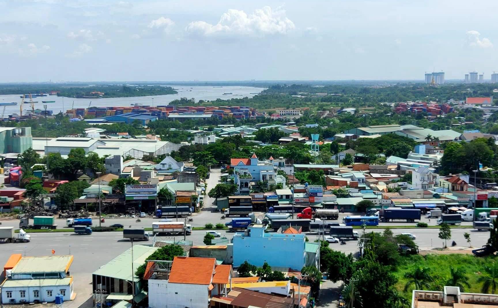 Bình Dương chính thức có hai thành phố Dĩ An và Thuận An từ hôm nay 1/2 - Ảnh 1.