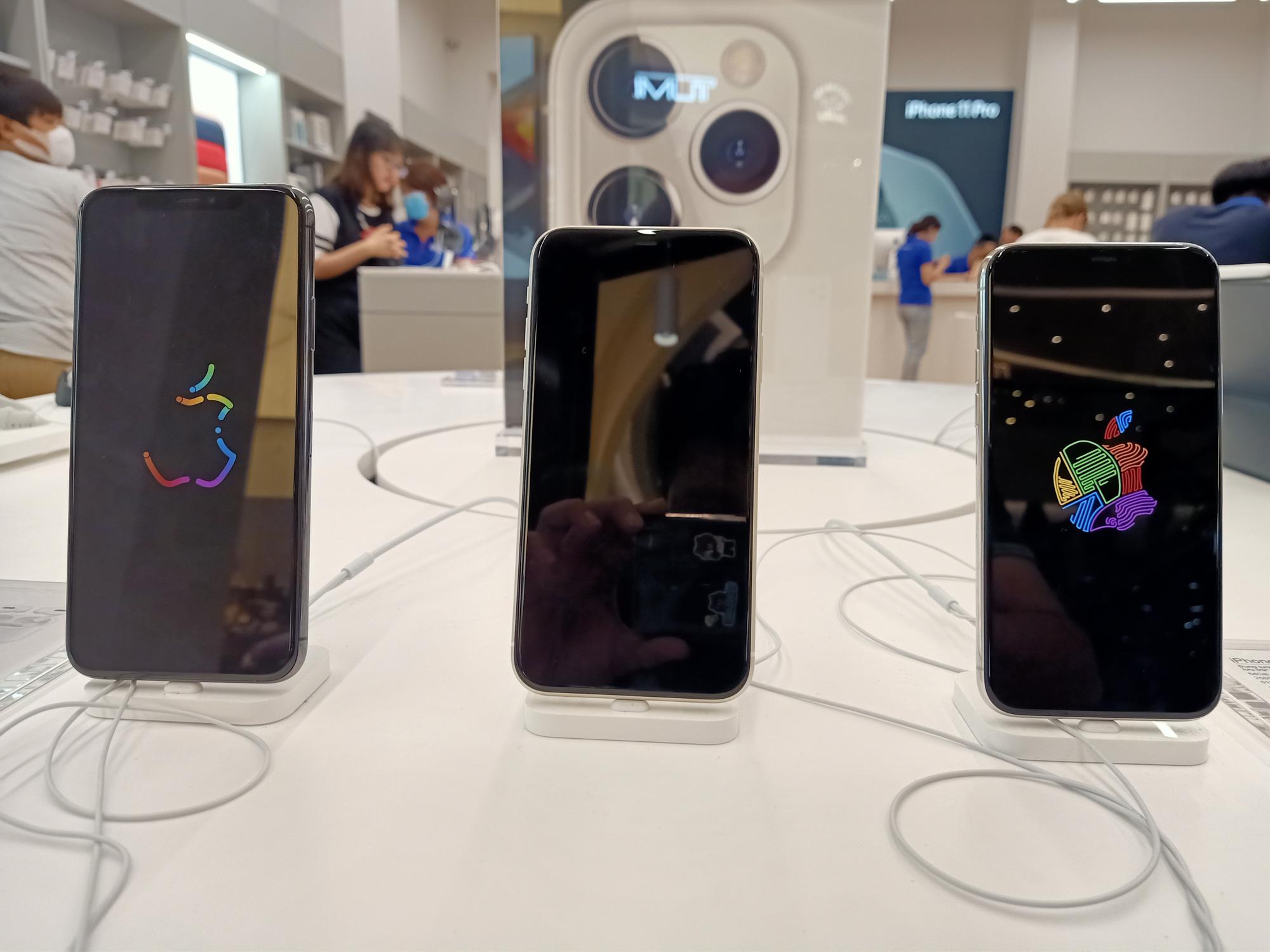 Điện thoại giảm giá tuần này: iPhone 11 chính hãng và xách tay bắt đầu hạ giá - Ảnh 2.