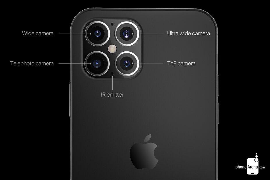 Apple sẽ bỏ xa các đối thủ với công nghệ camera mới trên iPhone 2021 - Ảnh 1.