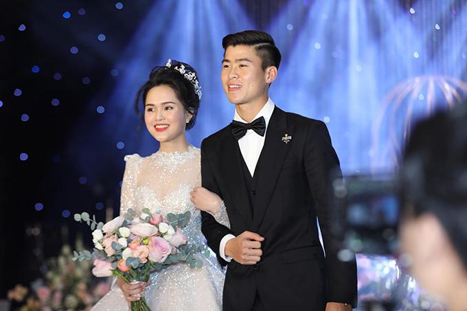 Bên trong khách sạn 5 sao nơi diễn ra đám cưới Duy Mạnh - Quỳnh Anh - Ảnh 1.