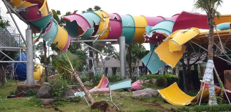 Hà Nội giải thích vụ cưỡng chế Công viên nước Thanh Hà - Ảnh 2.