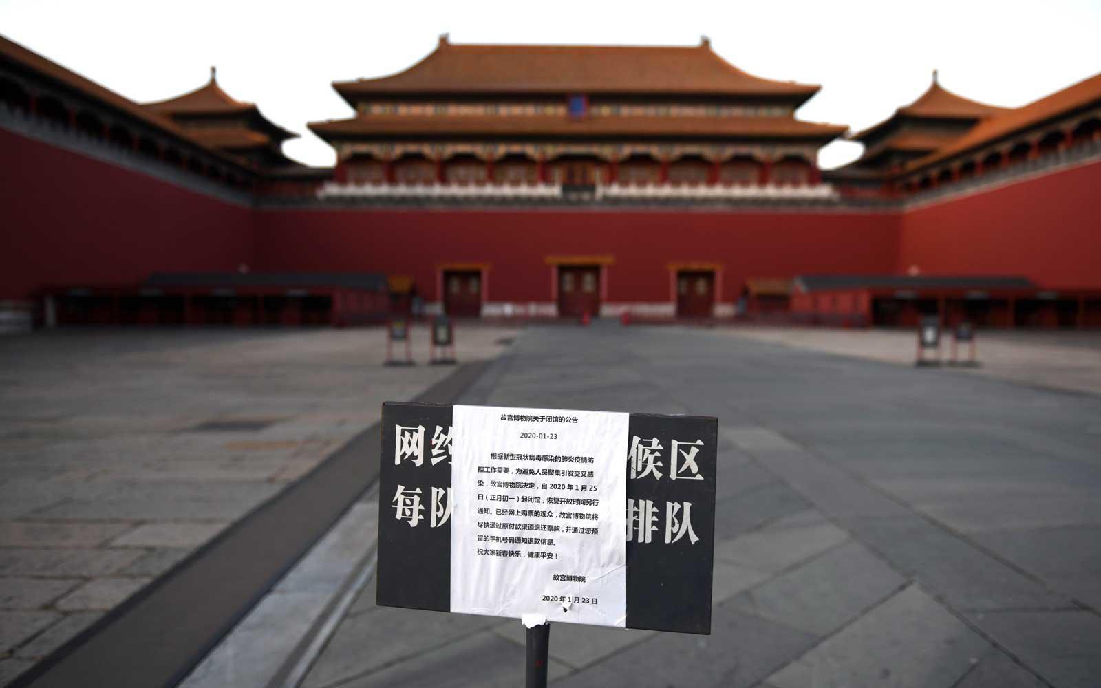 Trung Quốc mở triển lãm bảo tàng trực tuyến do sự bùng phát của virus corona - Ảnh 1.