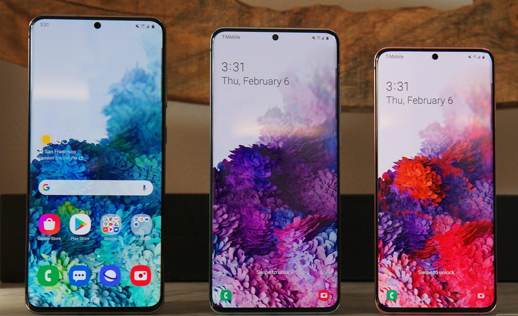 Samsung Galaxy S20 kém hấp dẫn người dùng Việt Nam khi có lượng đặt hàng thấp - Ảnh 1.