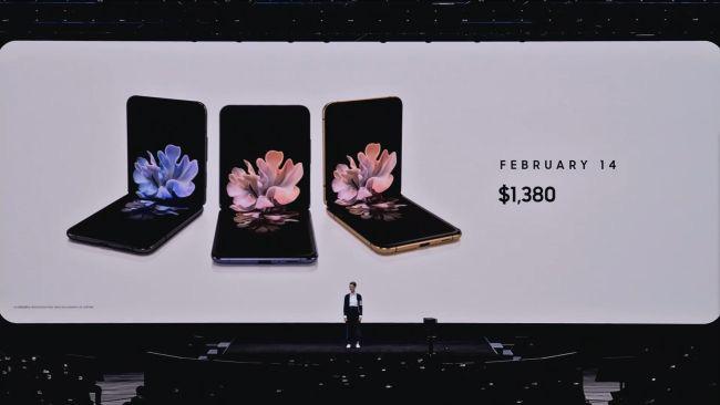 Samsung Galaxy Z Flip đã chính thức công bố ngày lên kệ - Ảnh 2.