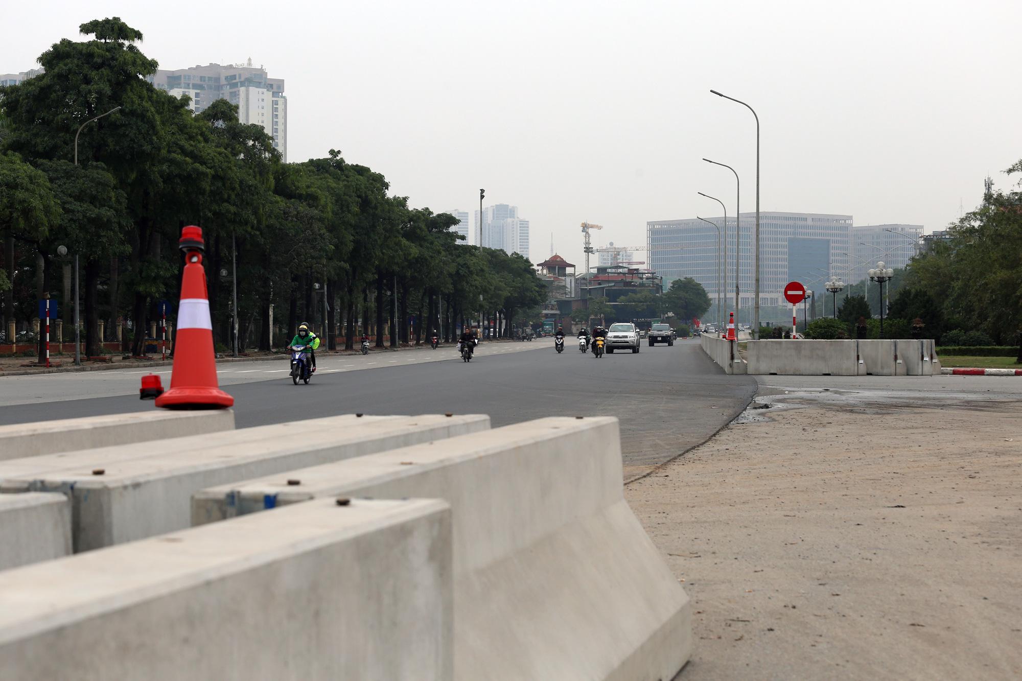 Nhìn gần đường đua F1 Hà Nội sắp khởi tranh - Ảnh 15.