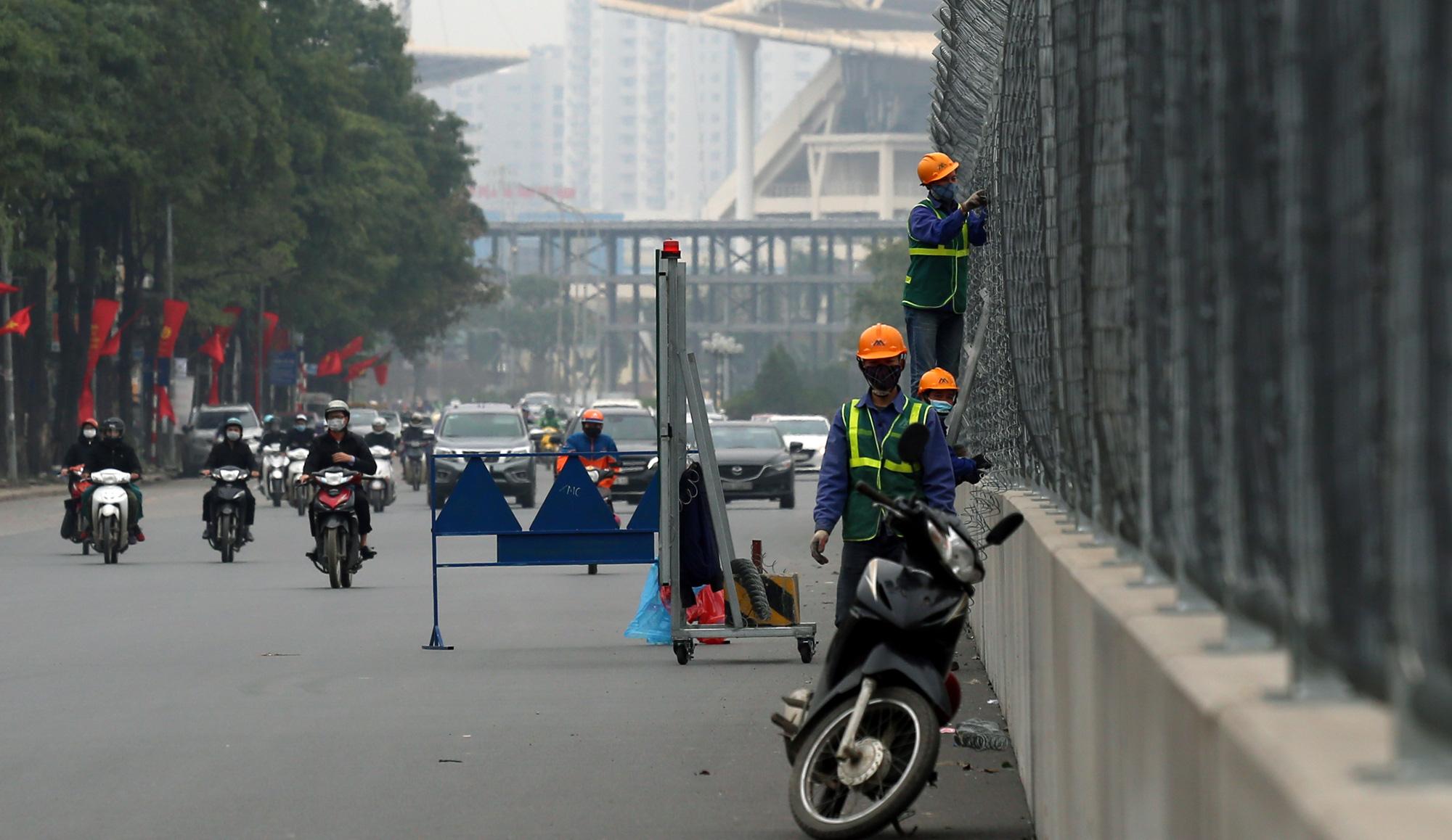 Nhìn gần đường đua F1 Hà Nội sắp khởi tranh - Ảnh 17.