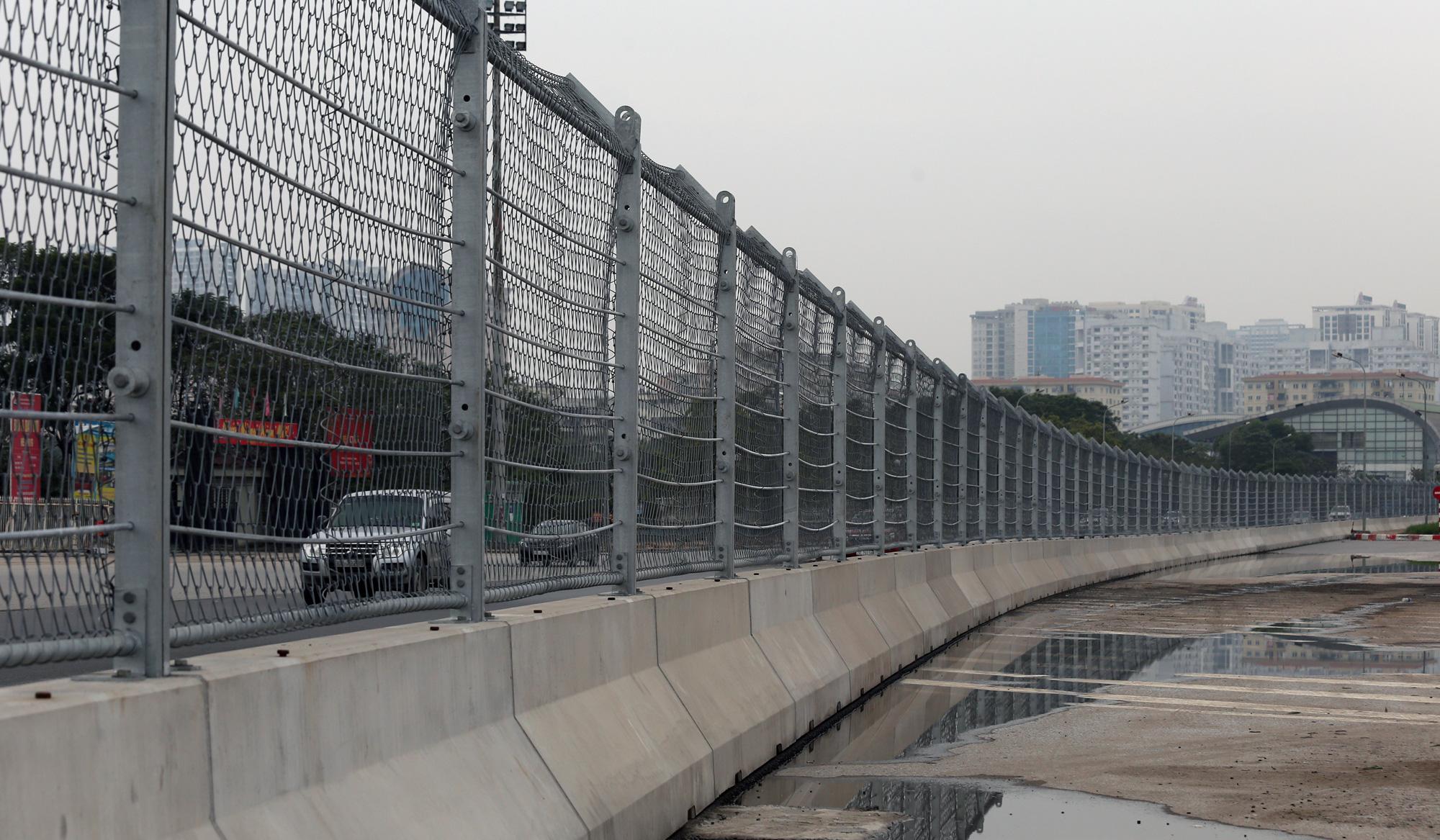 Nhìn gần đường đua F1 Hà Nội sắp khởi tranh - Ảnh 18.