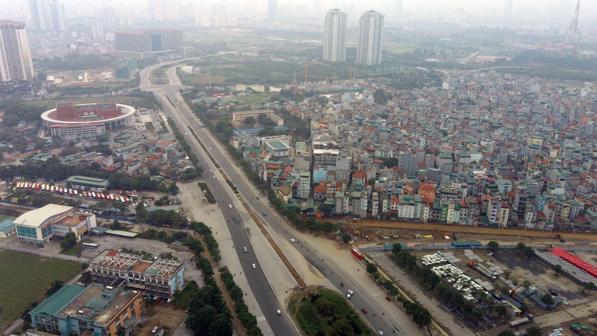 Nhìn gần đường đua F1 Hà Nội sắp khởi tranh - Ảnh 5.