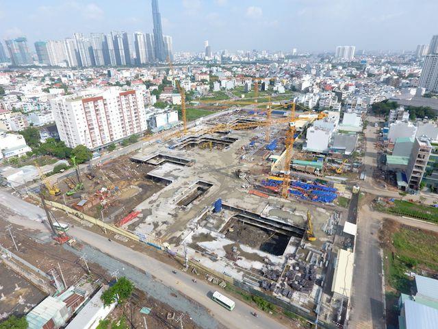Dự án của Công ty HDTC không cần giấy phép xây dựng - Ảnh 1.