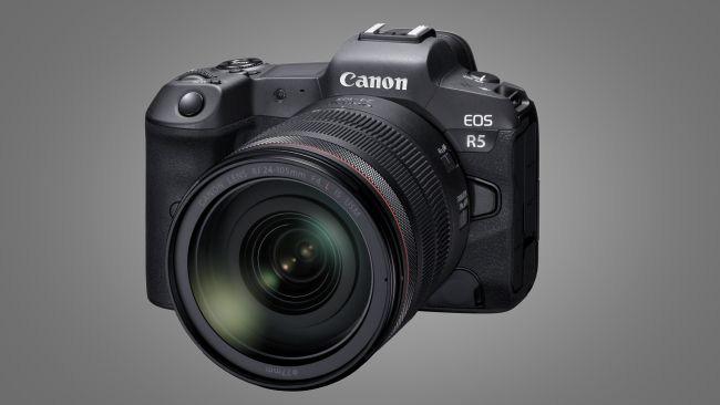 Canon công bố máy ảnh không gương lật EOS R5 có khả năng quay video 8K - Ảnh 1.